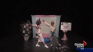 Edmonton fringe reviews: 'The Seminar with Madge and Taffy' & 'Bat Boy: The Musical'