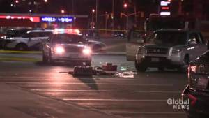 Suspect charged in Scarborough LCBO parking lot double shooting