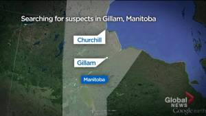 Search continues in Gillam, Man., for BC murder suspects