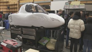 UBC Supermileage team builds fuel efficient vehicles