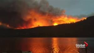 Lessons learned from one of BC's worst wildfire seasons