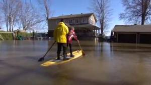 Cautious optimism emerges from Canada's flood zones