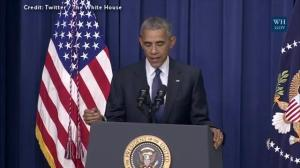 President Obama comments on shooting situation in Munich, Germany