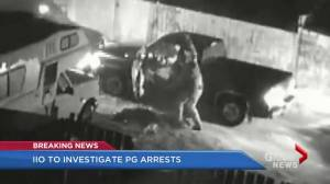 IIO to probe takedown caught on video in Prince George