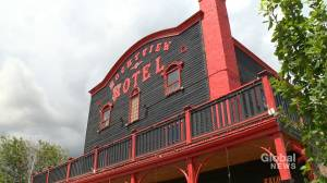 Tour the historic Rockyview Hotel in Cochrane