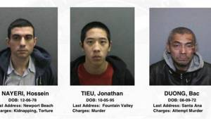 5 people arrested, authorities still looking for inmates