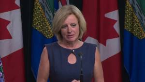 Alberta Premier says she will not let B.C. play 'legal rope a dope' with pipeline