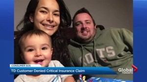 TD Canada denies critical insurance payments to woman needing bone marrow transplant