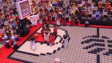 the latest b60ac 05dc1 Raptors fan creates Lego version of Kawhi Leonard's historic ...