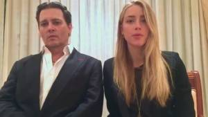 Johnny Depp's wife, Amber Heard, pleads guilty in dog smuggling case