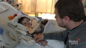 Doctors from all over North America help Calgary girl fight for her life