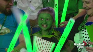 Saskatchewan 'Rush Fever' at Game 2 of the Champion's Cup final