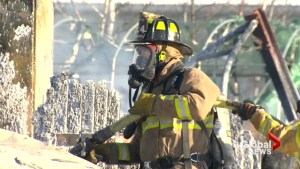 UNB researcher gets federal funding to treat firefighters with post-traumatic stress injuries