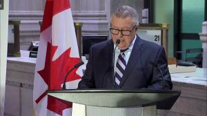 Goodale outlines steps to address influx at lacolle border crossing