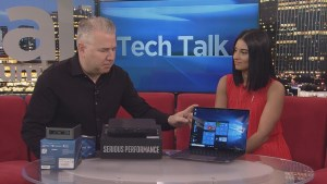 Tech Talk: Cool gear for gamers
