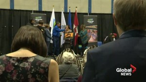 Lethbridge College receives Blackfoot name