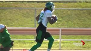 'Sky's the limit' for Naaman Roosevelt in 3rd year with Saskatchewan Roughriders