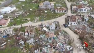 'We're definitely not coping': Barbuda evacuees react to Hurricane Irma devastation