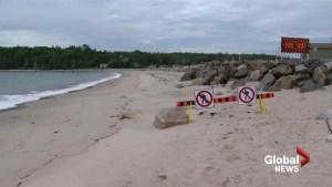 Queensland Beach to reopen for Canada Day long weekend