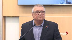 Goodale says he's sorry to see 'any colleague' leave cabinet