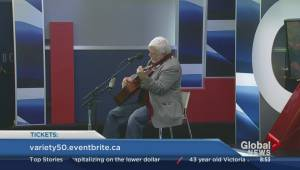 B.C. blues man Jim Brynes headlines Sunday's Variety Telethon show