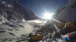 24-year-old Edson woman sets sights on Everest