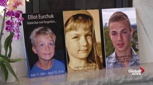 Parents of Elliot Eurchuk disappointed over jury's recommendations