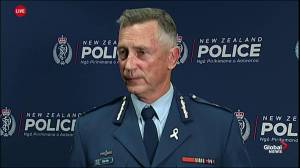 New Zealand shooting: Police say three men, one woman in custody