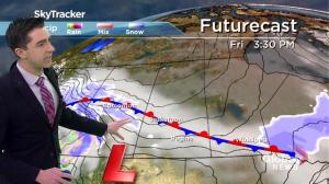 Saskatoon weather outlook: snowiest, coldest days of the year ahead