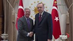 Graham meets Erdogan  to discuss U.S. withdrawal from Syria and protection of Kurds