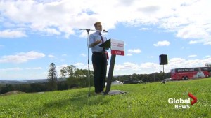 N.B. Liberals release campaign platform