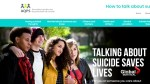 Suicide prevention in Quebec