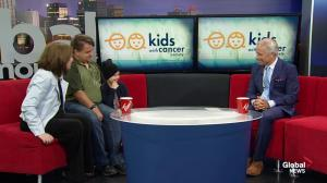 Kids With Cancer: Nora Bazin