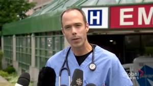 5 people released, 2 still in Danforth-area hospital in stable condition after mass shooting