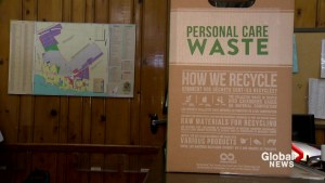 City of Dorval wants people to recycle personal care items