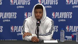 'A more assertive me': Kyle Lowry talks about his Game 4 performance