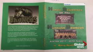 Families of Humboldt Broncos players fight back against new book about team