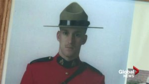 RCMP hold Move Over event in honour of fallen Nova Scotia Mountie
