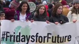 Ontario girl, 11, calls on Canadians to join fight against climate change
