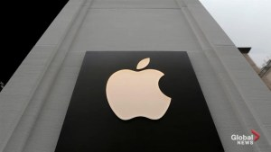 Tech giant Apple hits $1 trillion in total value