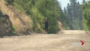 Re-surfaced section of Okanagan Rail Trail tests out different materials