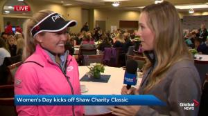 Women's Day at the Shaw Charity Classic