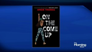 Angie Thomas discusses her new book