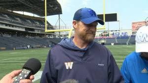 RAW: Blue Bombers Mike O'Shea Media Briefing – June 3
