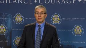 Calgary police still hoping to identify driver of red Durango in relation to 2017 double homicide