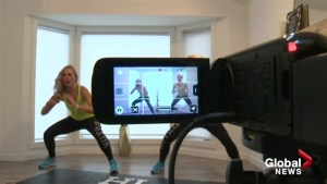 Kelowna fitness buffs inspire other women with low-barrier fitness videos