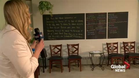 Medical marijuana 420 Clinic opens in Calgary