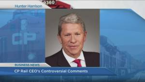 BIV: CP Rail CEO's controversial comments, European Central Bank cuts rates