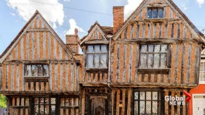 Hey muggles, you can now purchase the home where Harry Potter was born