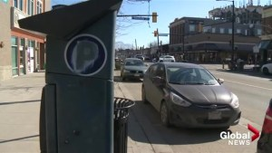 Changes coming to parking in downtown Kelowna
